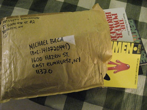 package to mike