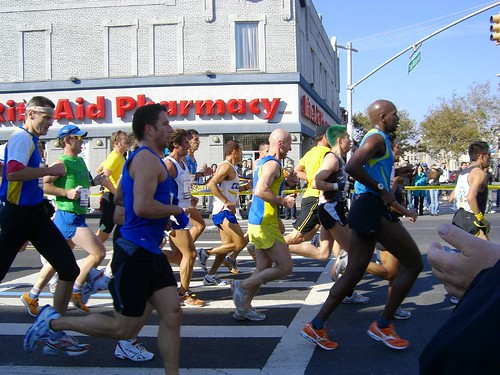 Marathoners & Pharmacy