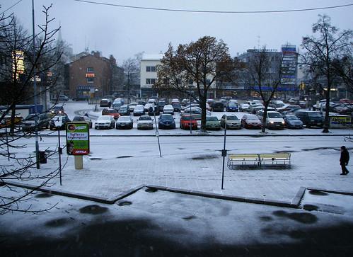 IMG44046. Mikkeli bus station