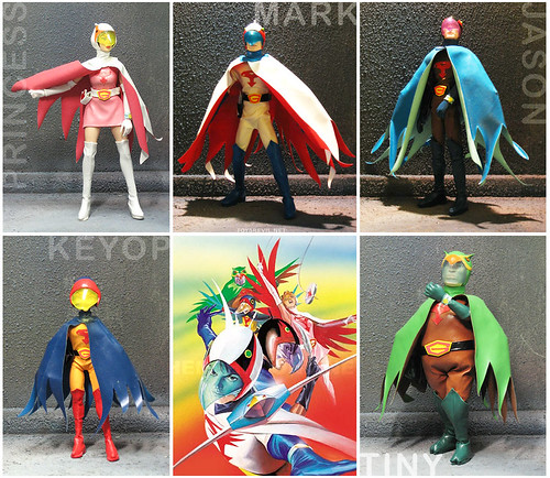 battle of the planets tiny - photo #18