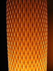 vertical lamp