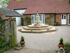 Stupa courtyard 1