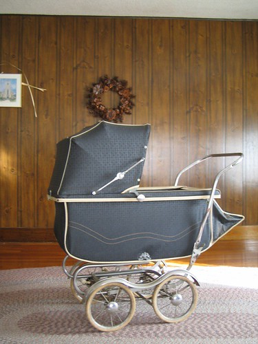 stroll-o-chair baby carriage
