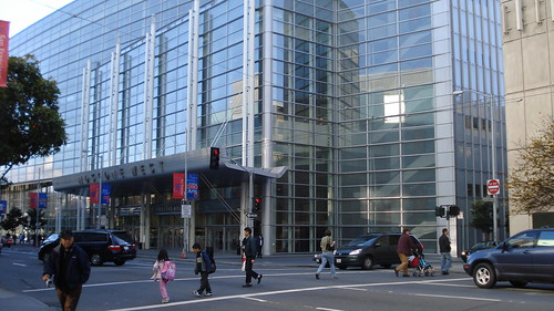 Moscone West Center