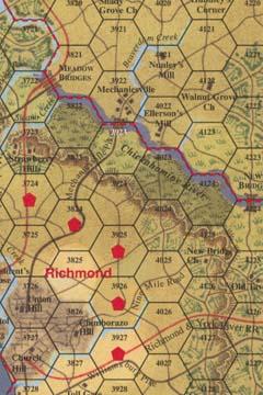 Grant Takes Command - Richmond