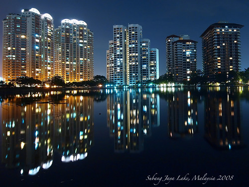 Boulevard Subang Jaya Lake View | Flickr - Photo Sharing!
