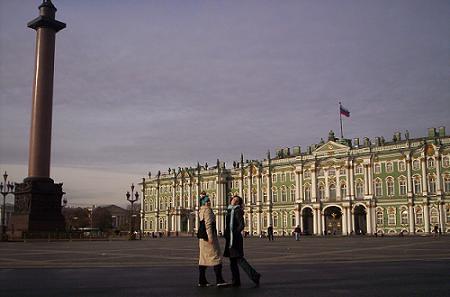 Plaza del Hermitage