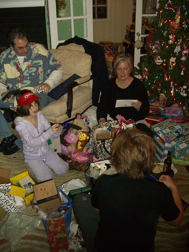 Crazy Christmas mayhem