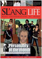 FL SL magazine - SLang Life
