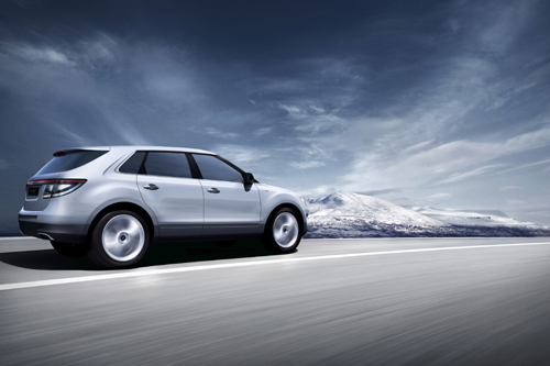 Saab 9-4X BioPower - Innovative Crossover Signals Saab Product Expansion