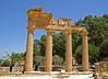 Propileus grecs, Santuari d'Apol·lo, Cirene