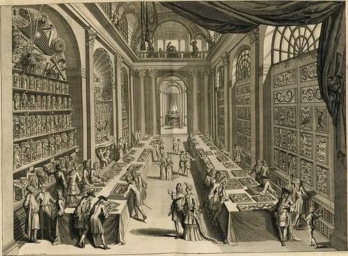 Vincent, Levinus (1715) Wondertooneel der natuur [Tome 1] 0030 frontispiece