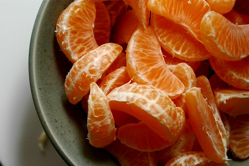 clementine segments