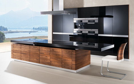 Modern Kitchen Island Design love my home: modern kitchen island design