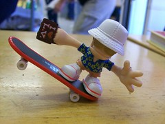 Hunter S. Thompson - Trick (JRGuinness) Tags: austin toys texas indoors huntersthompson