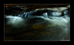 Waterflow Abstract