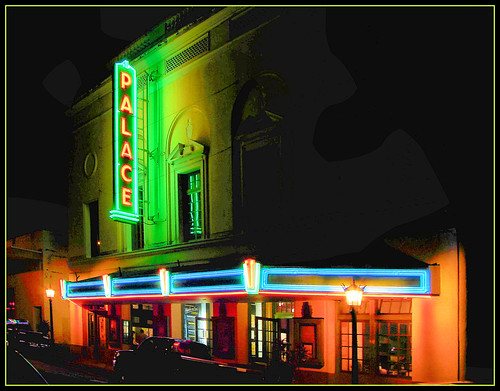 Palace Theater by Eye of Einstein via Flickr
