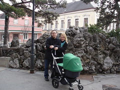 stroller with bassinett