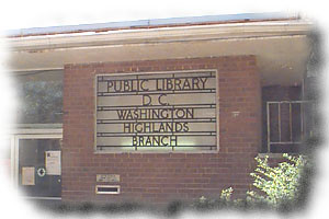 washhigh librarry dcpl