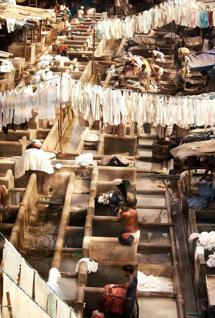 Wet Cleaning - Daily Laundry Chores in Mumbai