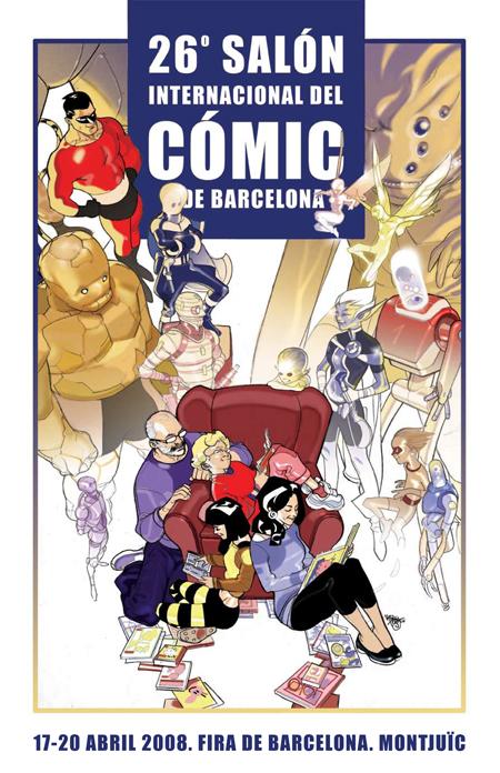 26 Saló del Comic de Barcelona
