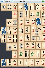 mahjong ispazio iphone ipod touch game (2)