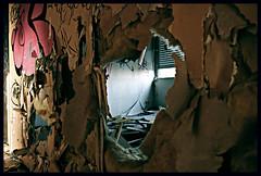 T'as un toncar ? (B N C T O N Y) Tags: orleans decay carton abandonned insalubre crade vetuste bnctony