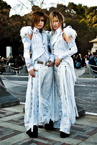 Japanese Fashion - Cosplay