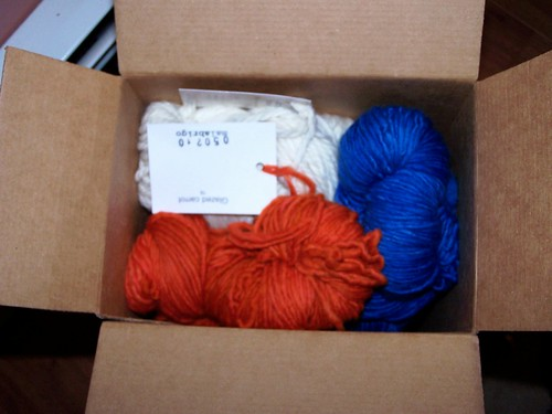 Box of Malabrigo