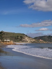 Avila Beach from Port San Luis