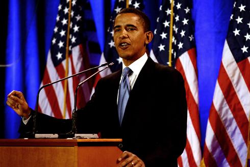 Barack Obama by Christopher Wink Mar 2008