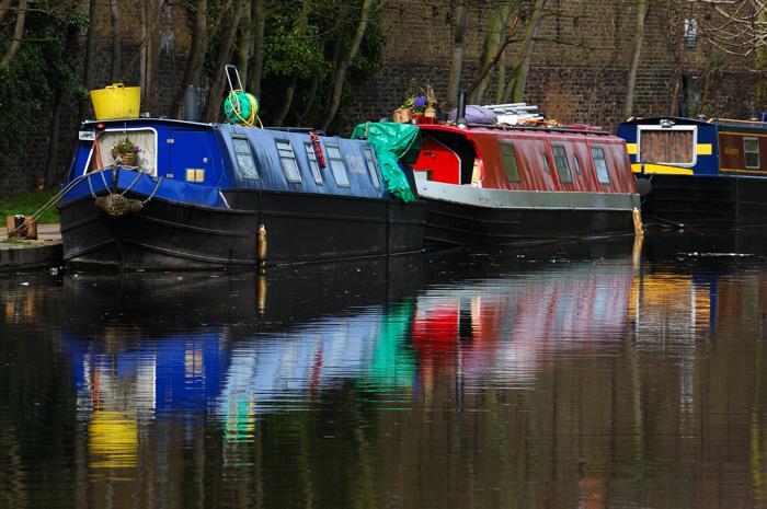 Camden Canal :: Click for Previous