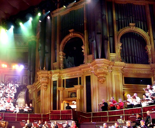 Royal Albert Hall Orgel
