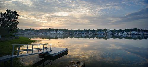 Rowayton Harbor