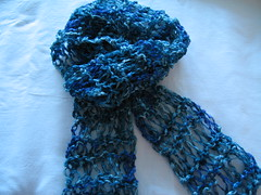 Mile-a-Minute Scarf 4