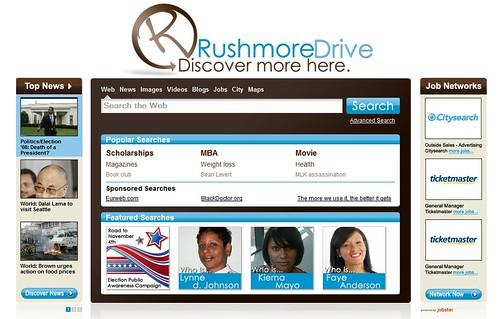 rushmore drive