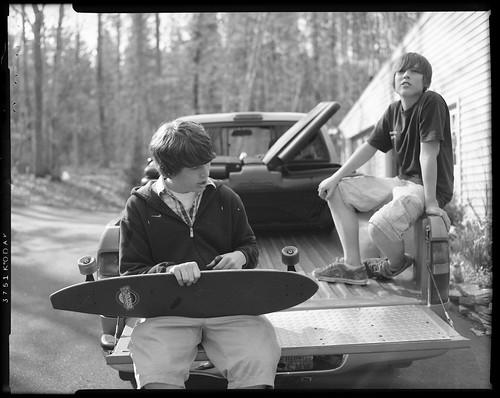Brothers Skate (C-41 through D-76)