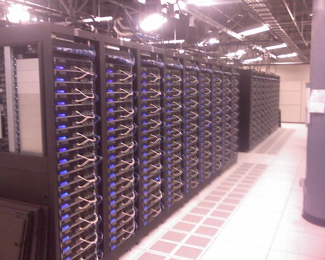 Facebook Server Farm
