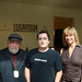 Lawrence Noble, me, Mary Franklin @ Lucasfilm