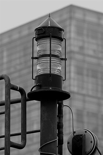 Hamburg Hafen: Signal