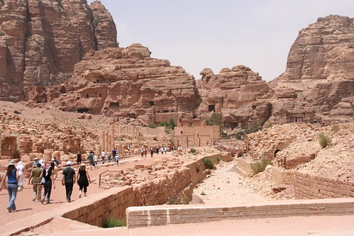 Petra, the city carved in stone