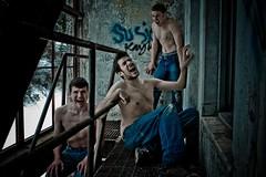 IMG_9294-Edit (Mitchkitter) Tags: winter selfportrait cold building abandoned me alaska death scream whittier buckner shirtlessportrait