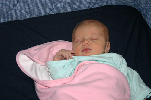 Madelyn Sleeping, Mommy's favorite picture