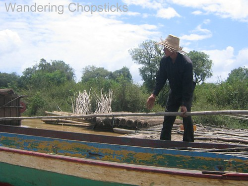 Chong Kneas Floating Village 12