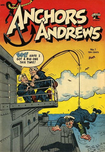 Anchor Andrews FC 1946 (by senses working overtime)