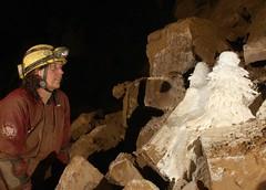 The Christmas Tree - Ogof Draenen (dudley bug) Tags: uk wales limestone cave caving karst spelunking cccp speleology ogof caver draenen dolimore