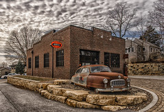 Antique Archaelogy Le Claire (Jan Crites) Tags: iowa leclaire nature river mississippiriver antiquearchaelogy americanpickers old jancritesphotography february