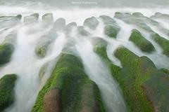 老梅石槽, Laomei stone ditches, North Coast, Taiwan (Sherwin_andante) Tags: olympus 2010 201004 老梅 e420 月曆 1442mm