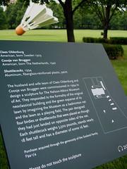 about giant shuttlecocks (amysept) Tags: travel sculpture art museum roadtrip kansascity missouri badminton shuttlecock