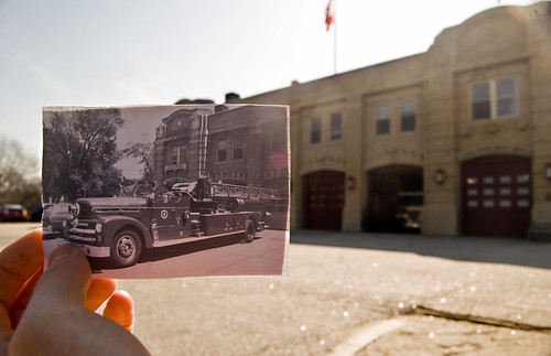 Looking into the Past: Fire House